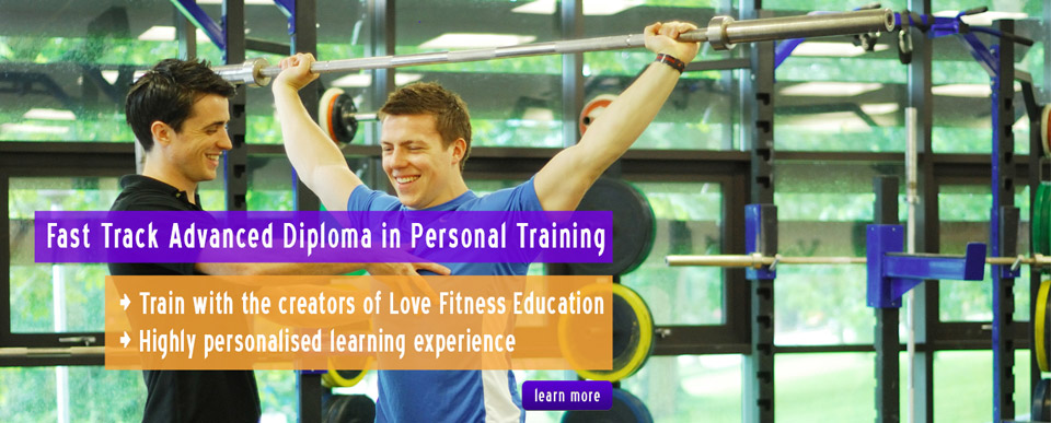 Fast Track in Advance Diploma in Personal Training